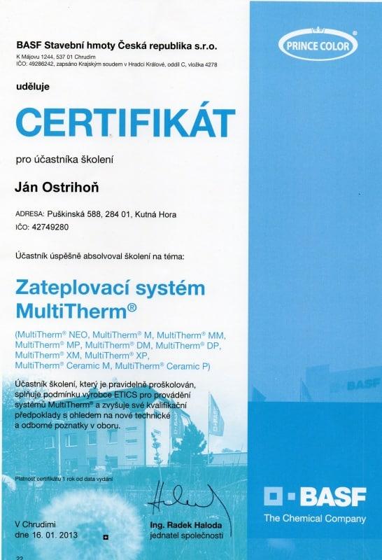 Certifikát3