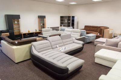 RAST-KH - prodejna - sedací soupravy a nábytek interier 1