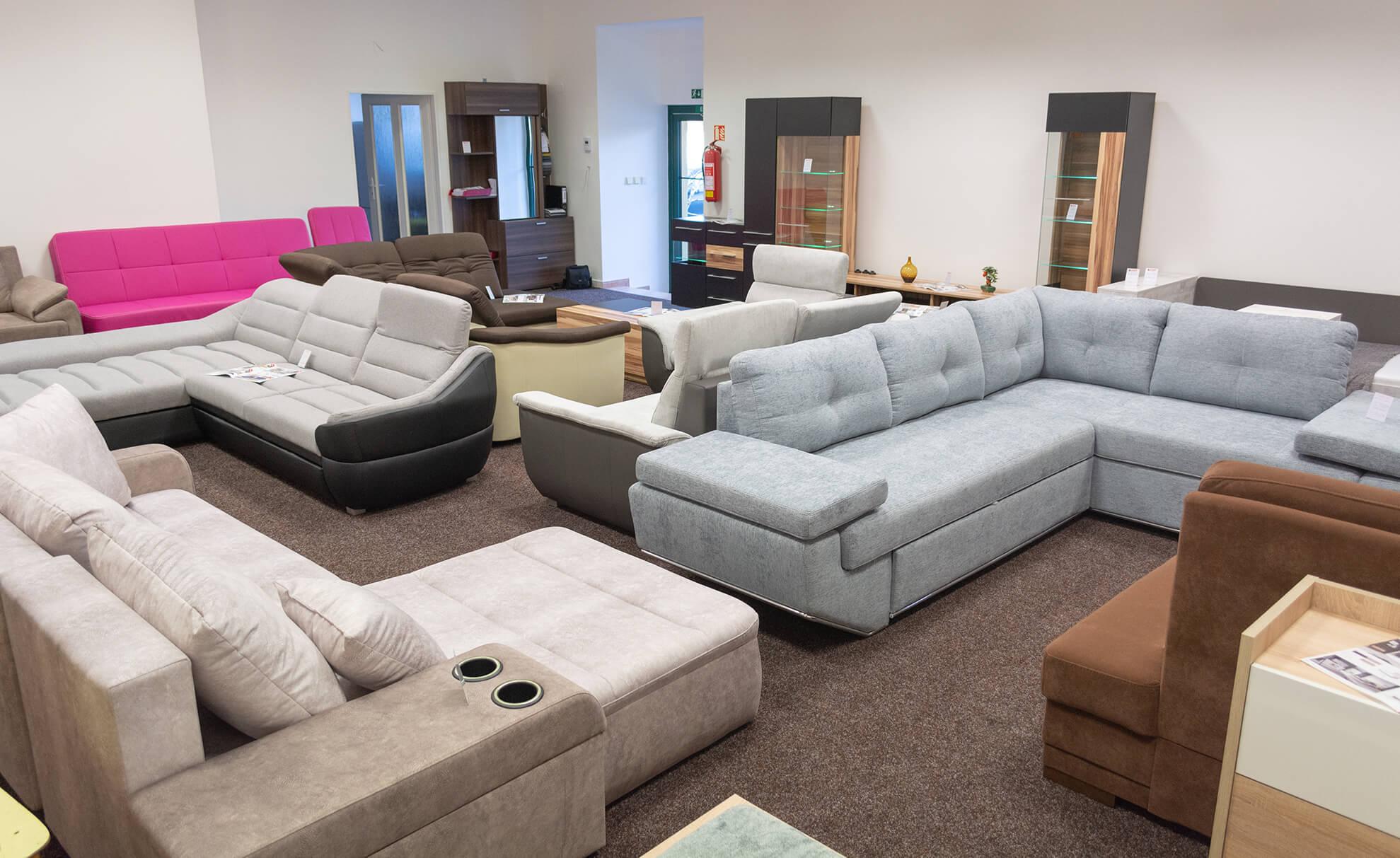 Reast-KH - Prodejna sedacích souprav a nábytku